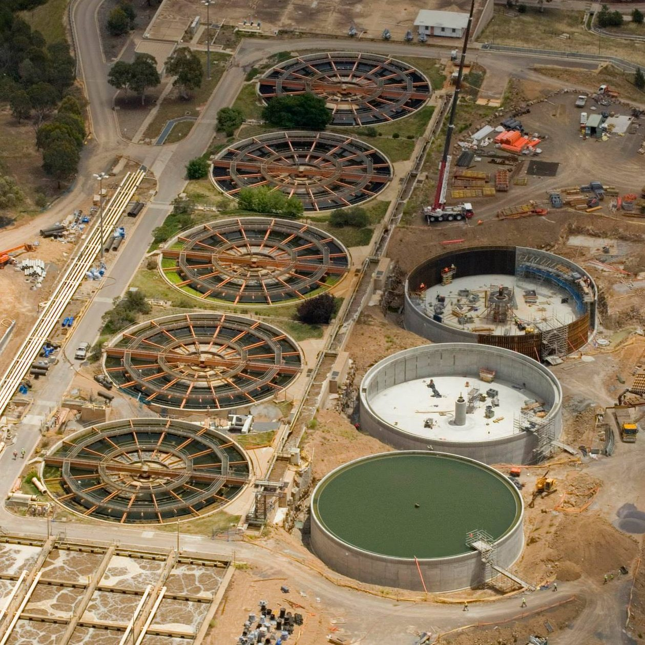 Molonglo Treatment Plant